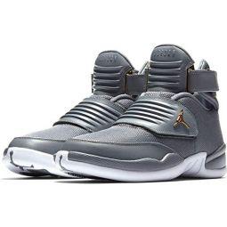 Nike Air Jordan Mens Generation 23 Basketball Shoes (9, Cool Grey/White)