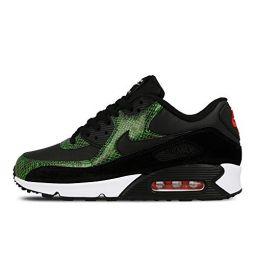 """CD0916-001 Nike Air Max 90 """"Green Python"""" Black/Cyber-Fir"""