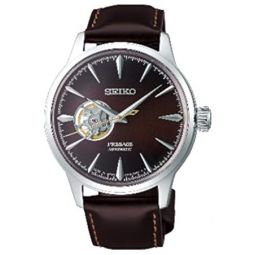 Seiko Presage - SSA407J1 - Automatic with Manual Winding Capacity - See-Through case Back - Diameter 40.5 ㎜
