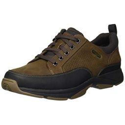 Rockport Mens Were Were Rockin Lace to Toe Sneaker