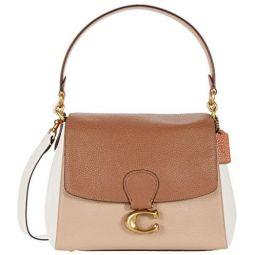 COACH Color-Block May Shoulder Bag