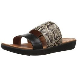 FitFlop Womens Delta Slide Sandals Flat
