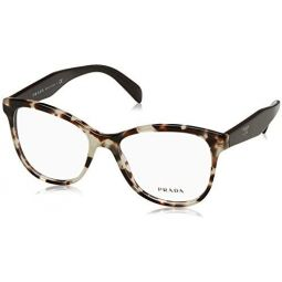 Prada 0PR 12TV Spotted Opal Brown One Size