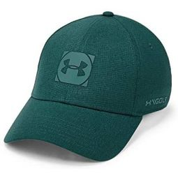 Under Armour Mens Official Tour 3.0 Golf Hat