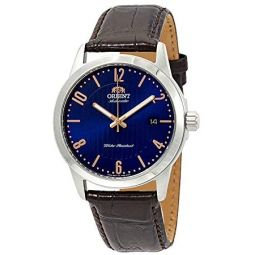 ORIENT Howard Classic Automatic with Hand Winding Watch Blue FAC05007D