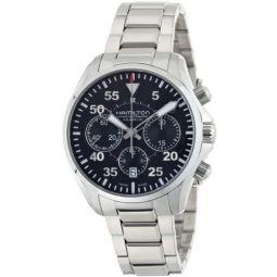 Hamilton Khaki Aviation Pilot Auto Chrono Mens Automatic Watch H64666135