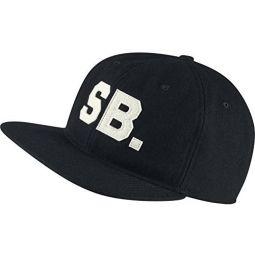 Nike Mens SB Infield Pro Hat Black/Sail 806050-010