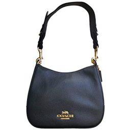 Coach Leather Jes Hobo Shoulder Bag