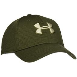 Under Armour Blitzing II Running Cap - Medium/Large - Green
