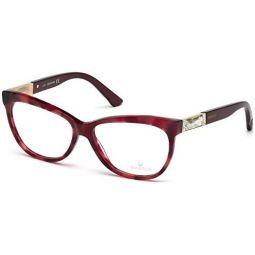 SWAROVSKI for woman sk5091 - 056, Designer Eyeglasses Caliber 56