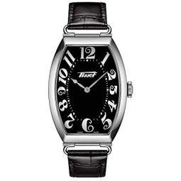 Tissot Unisex-Adult Porto Swiss Quartz Stainless Steel Dress Watch (Model: T1285091605200)