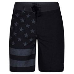 Hurley Mens Phantom Cheers USA Flag 20 Boardshort