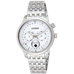 Citizen Classic Quartz White Dial Mens Watch AP1050-56A