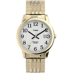Timex Mens Easy Reader 35mm Perfect Fit Watch