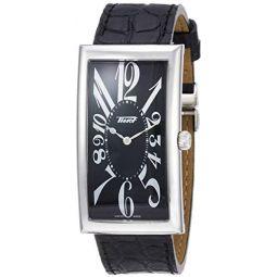 Tissot Heritage Black Dial Black Leather Mens Watch T1175091605200
