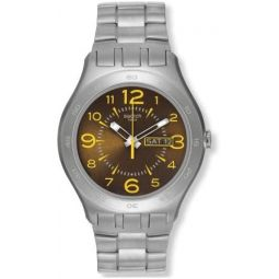 Swatch Mens Brown Truffle - YTS711G