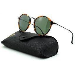 Ray-Ban RB2447 남녀공용 원형 선글라스
