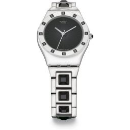 Swatch Ladies Watches YLS155G - WW: Clothing