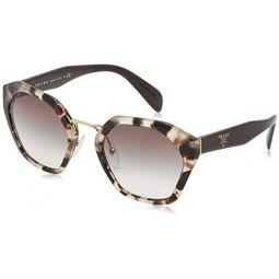 Prada Womens Geometric Sunglasses