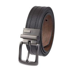 Levis Mens Reversible Casual Jean Belt