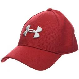 Under Armour Blitzing II Running Cap - Large/X Large - Red