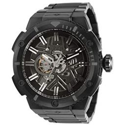 Invicta 29603 Bolt Black Stainless Steel Mens Automatic Watch