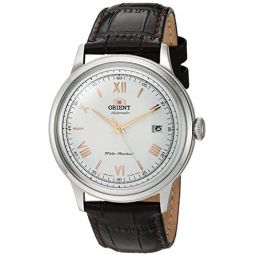 Orient Bambino Version 2 Stainless Steel Japanese Automatic / Hand-Winding Dress Watch