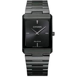 Citizen AR3107-57E Unisex Stiletto Grey Bracelet Eco-Drive Watch