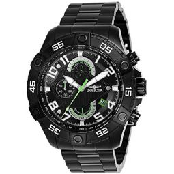 Invicta S1 Rally Chronograph Black Dial Mens Watch 26101