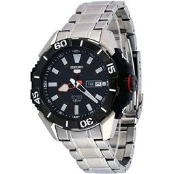 Seiko Mens Analogue Quartz Watch with Stainless Steel Strap  SRP795K1