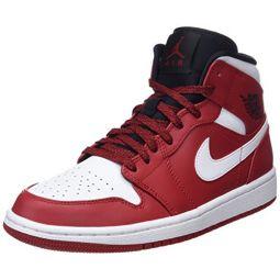 Nike Mens Air Jordan 1 Mid Basketball Shoe (12)