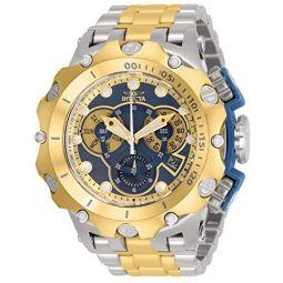 Invicta Mens Venom 51mm Quartz Chronograph Stainless Steel Bracelet Watch (32763)