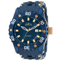 Invicta Sea Spider Automatic Blue Dial Mens Watch 31694