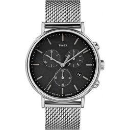 Timex Fairfield Chrono Mesh