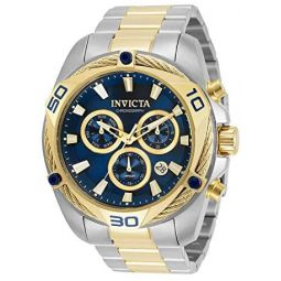 Invicta Bolt Chronograph Quartz Blue Dial Mens Watch 31321