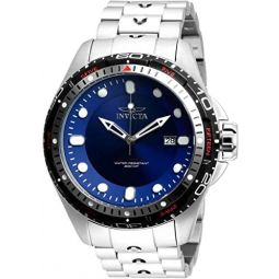 Invicta Hydromax Automatic Blue Dial Mens Watch 32236