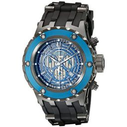Invicta Mens 16828 Subaqua Analog Display Swiss Quartz Black Watch