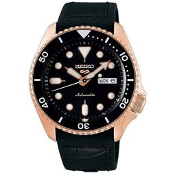 Seiko 5 SRPD76K1 Mens Watch Automatic Steel