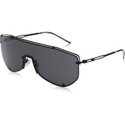 Emporio Armani EA2072 300187 Matte Black EA2072 Visor Sunglasses Lens Category
