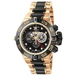 Invicta Mens 6541 Subaqua Noma IV Collection Chronograph Two-Tone Watch