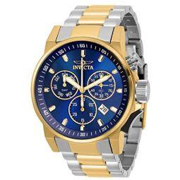 Invicta I-Force Chronograph Quartz Blue Dial Mens Watch 31633