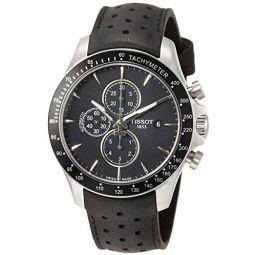 Tissot V8 Automatic Chronograph Mens Watch T106.427.16.051.00