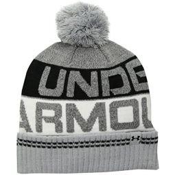 Under Armour Mens Retro Pom beanie 2.0