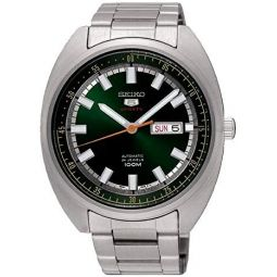 SEIKO 5 Turtle Sports 100M Watch Green Dial SRPB13K1