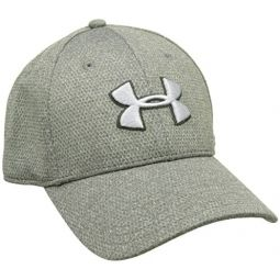 Under Armour Mens Heathered Blitzing Cap
