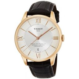 Tissot Chemin Des Tourelles Automatic Mens Watch T099.408.36.038.00: Clothing