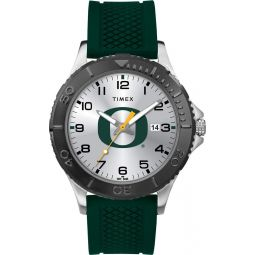 Timex Mens University of Oregon Ducks Gamer Watch Silicone Watch