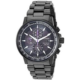 Citizen Watches Mens Black Panther CA0297-52W