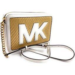 Michael Kors Womens Jet Set Item Crossbody Bag