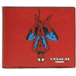 Coach Marvel 3-In-1 Wallet With Spider-Man